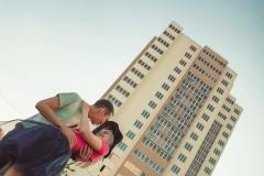 Фотосессия Лав стори в Стерлитамак пара, влюбленные в Стерлитамаке голова кругом