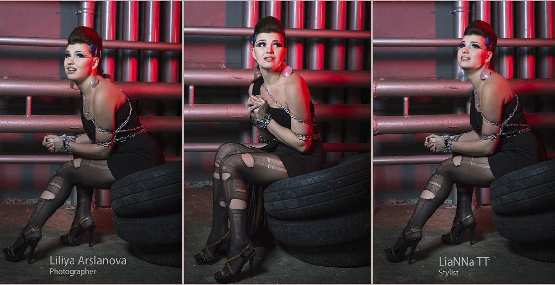 в плену девушка фото фотосессия, фотограф рекламный