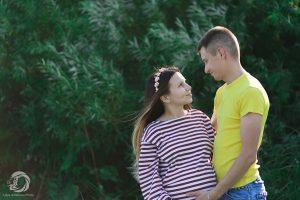 Фотосессии беременных Стерлитамак с мужем