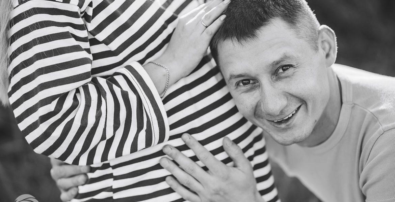 В ожидании фотограф беременных Стерлитамак фотосъёмка с мужем