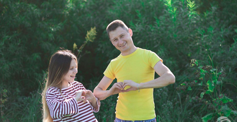 В ожидании фотограф беременных Стерлитамак на природе