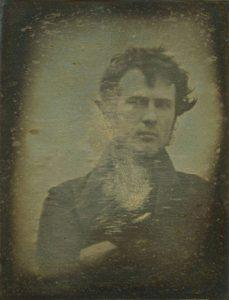 первый автопортрет, Роберт Корнелиус, фото, история фотографии Стерлитамак