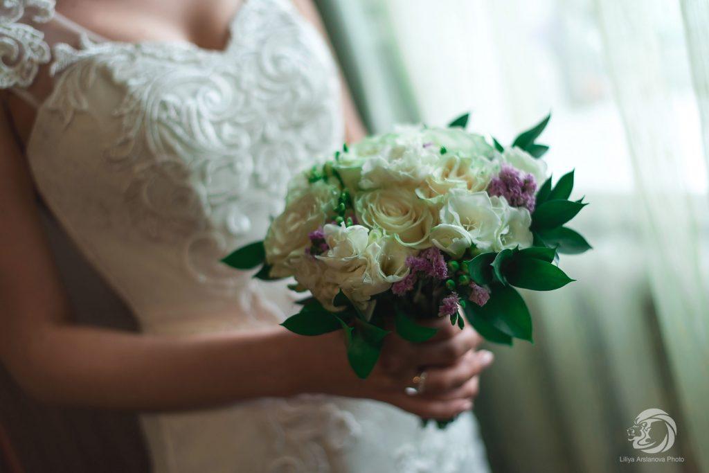 свадебный фотограф , фотограф на свадьбу, фотограф цена, фотограф отзывы невеста Стерлитамак Лилия Арсланова букет