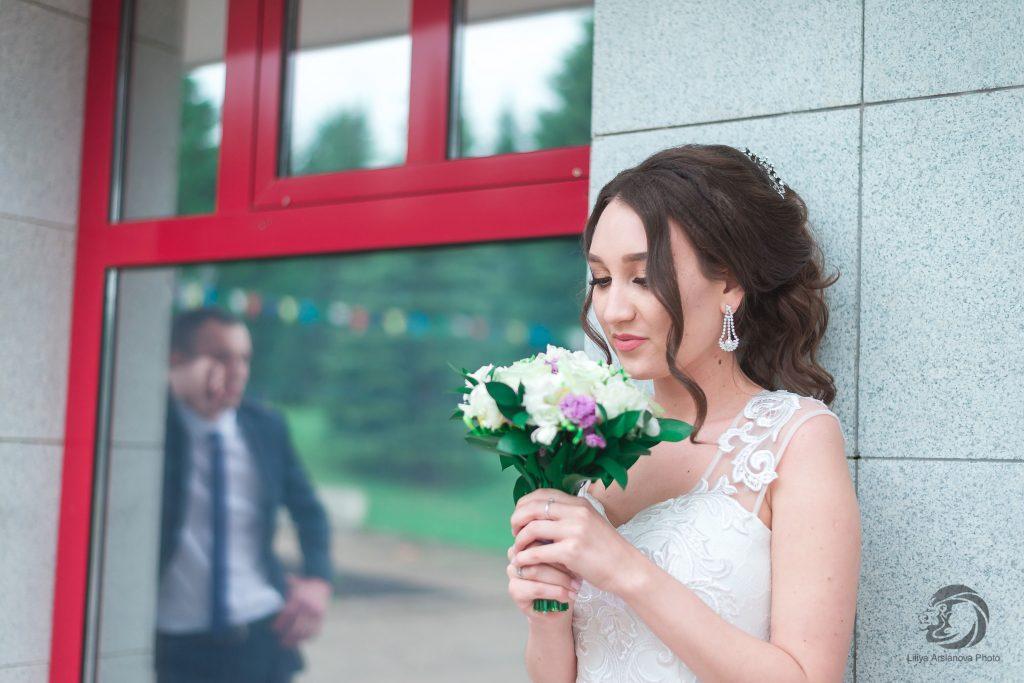 отражение Красноусольск фотограф жених и невеста свадебный фотограф , фотограф на свадьбу, фотограф цена, фотограф отзывы невеста Стерлитамак Лилия Арсланова