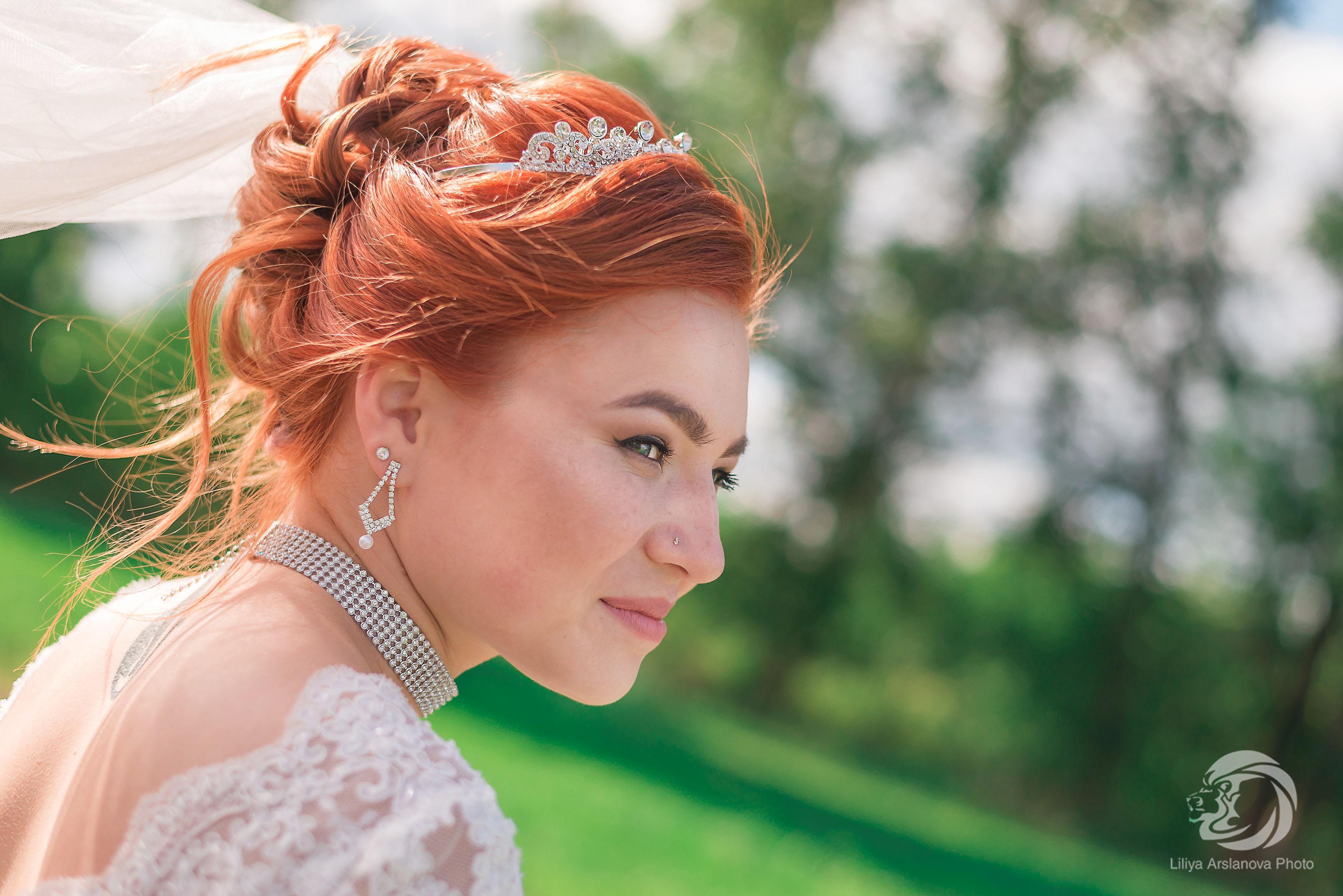 Невеста с фатой, фата фото, Стерлитамак невеста, фотограф Стерлитамак Красноусольск Уфа
