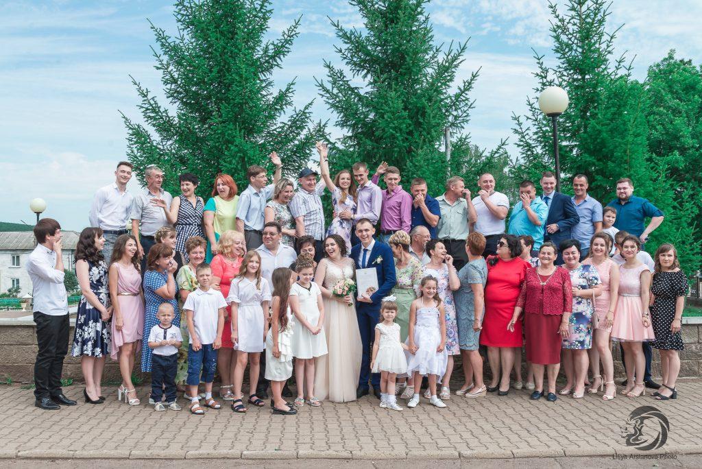 общее фото гости свадебный фотограф цена стерлитамак на свадьбу фотограф ишимбай фотограф салават фотограф уфа красноусольск свадебный фотограф красноусольк невеста лилия арсланова букет поцелуй